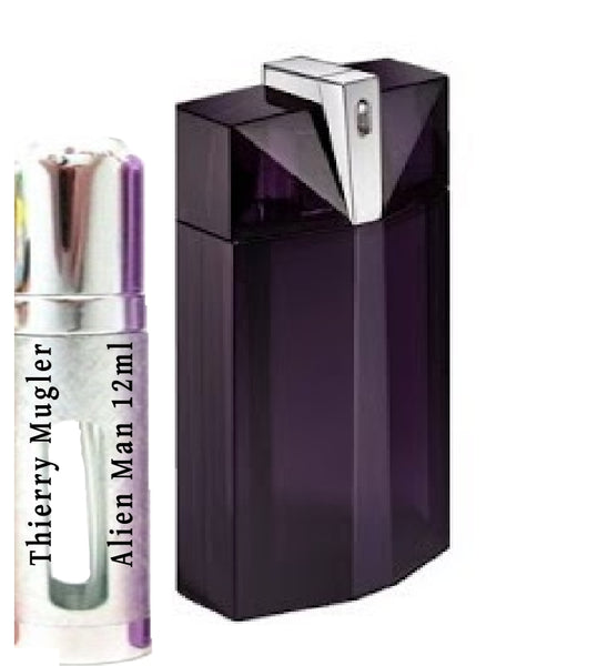 Thierry Mugler Alien Man vzorky 12 ml