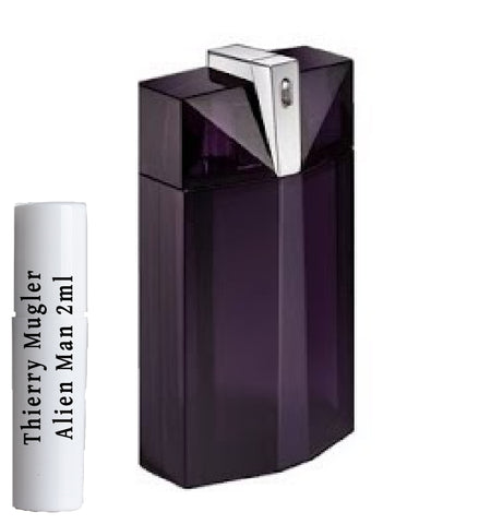 Thierry Mugler Alien Man samples 2ml