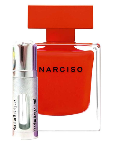 Narciso Rodriguez Narciso Rouge samples 12ml