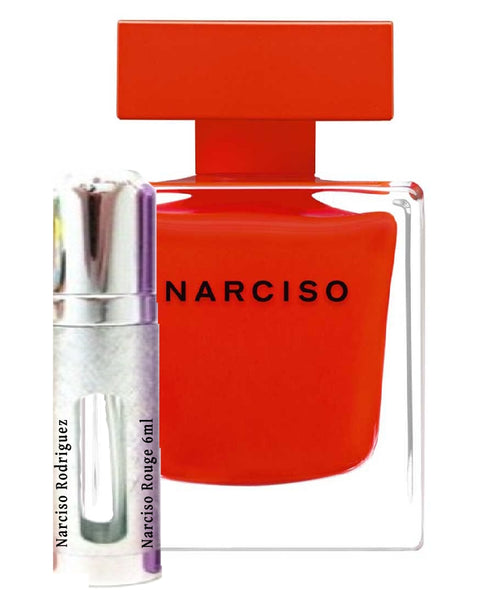 Narciso Rodriguez Narciso Rouge samples 6ml