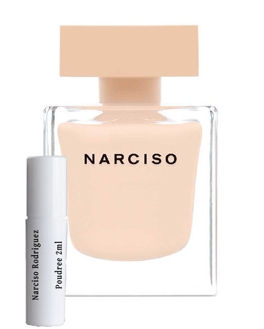 Narciso Rodriguez Poudre samples 2ml