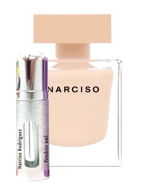 Narciso Rodriguez Poudre samples 6ml