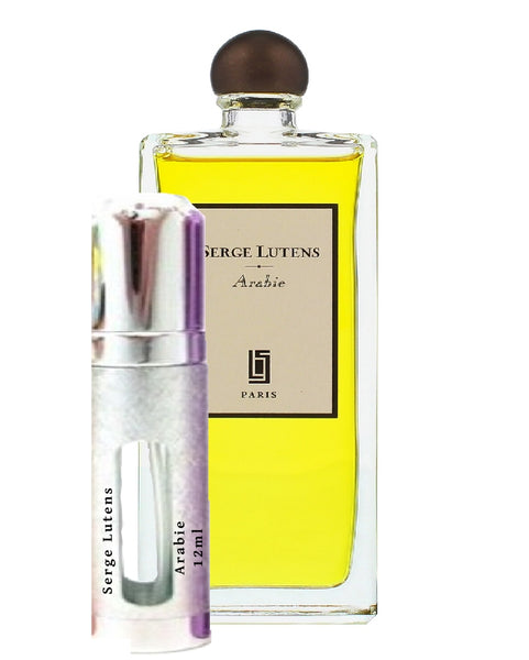 Serge Lutens Arabie sample vial 12ml