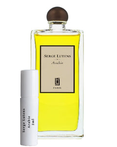 Serge Lutens Arabie sample 2ml