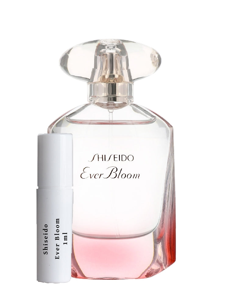 Shiseido Ever Bloom sample vial spray 1ml