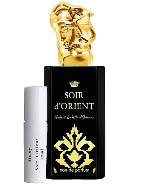 Sisley Soir D Orient travel perfume 12ml