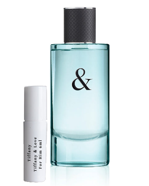 Tiffany & Love For Him samples 6ml