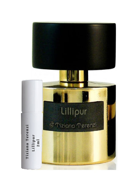 TIZIANA TERENZI Lillipur sample 2ml