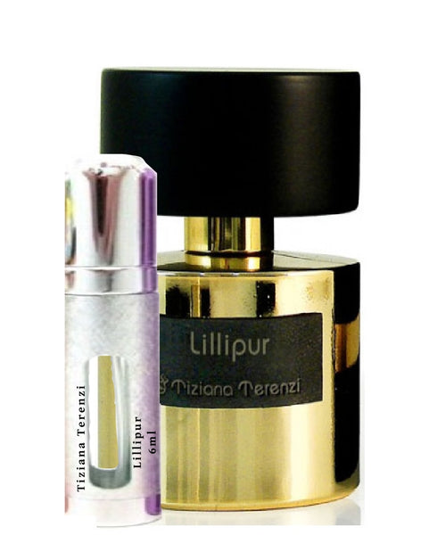 TIZIANA TERENZI Lillipur samples 6ml