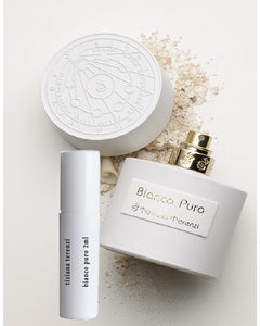 TIZIANA TERENZI Bianco Puro samples 2ml