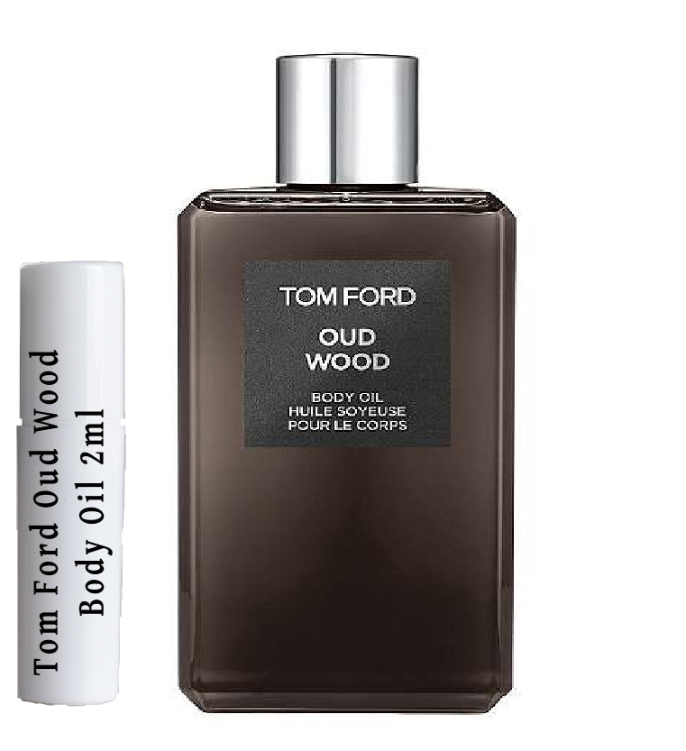Tom Ford Oud Wood Body Oil 2ml