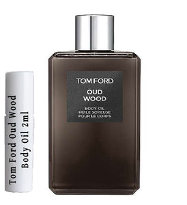 Tom Ford Oud Træ kropsolie 2 ml