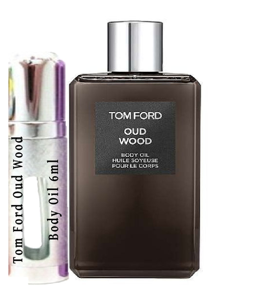 Tom Ford Oud Træ kropsolie 6 ml