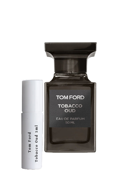 Tom Ford Tobacco Oud sample vial 1ml