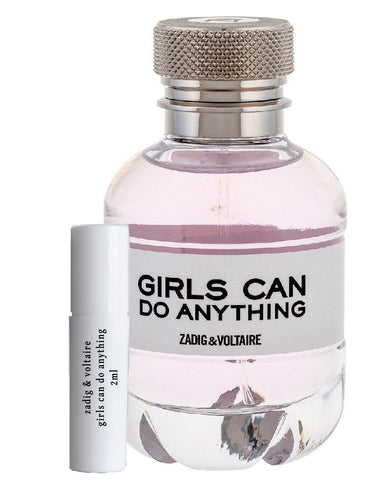 zadig & voltaire girls can do anything samples 2ml