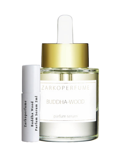 Zarkoperfume Buddha Wood Parfum Serum samples 2ml