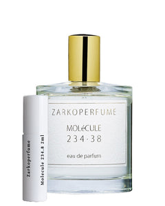 Zarkoperfume Molecule 234.8 sample vial 2ml