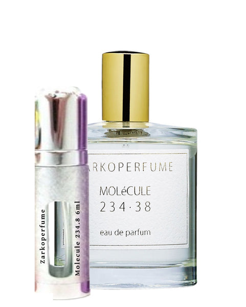 Zarkoperfume Molecule 234.8 sample vial 6ml