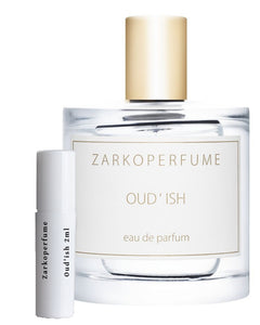 Zarkoperfume Oud'ish sample vial 2ml