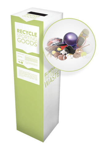 Sporting Goods - Recyclaholics Zero Waste Box™
