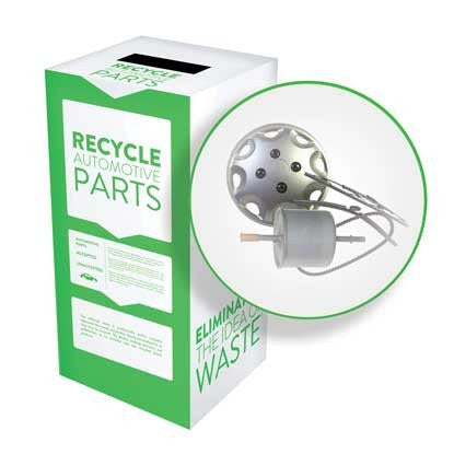 Automotive Small Parts - Recyclaholics Zero Waste Box™