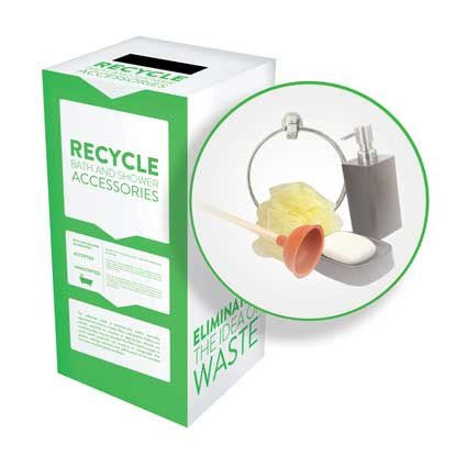 Bath and Shower Accessories - Recyclaholics Zero Waste Box™
