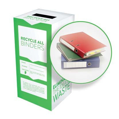 Binders and Presentation Materials - Recyclaholics Zero Waste Box™