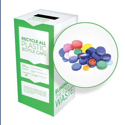 Bottle Caps - Recyclaholics Zero Waste Box™