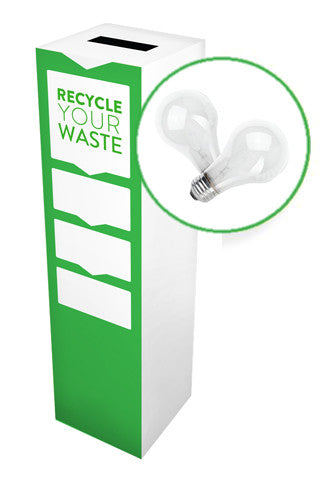 Incandescent Light Bulbs - Recyclaholics Zero Waste Box™