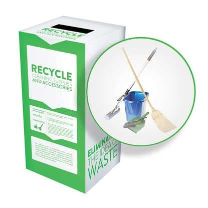Cleaning Supplies and Accessories - Recyclaholics Zero Waste Box™