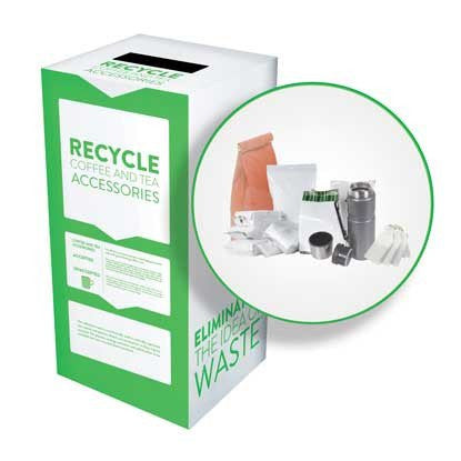 Coffee and Tea Accessories - Recyclaholics Zero Waste Box™