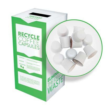 Coffee Capsules - Recyclaholics Zero Waste Box™
