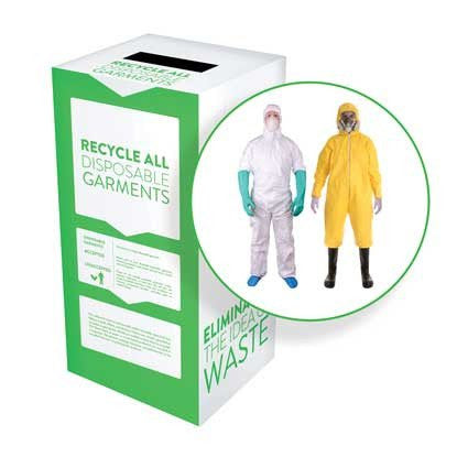 Disposable Garments - Recyclaholics Zero Waste Box™