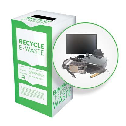 E-Waste - Recyclaholics Zero Waste Box™