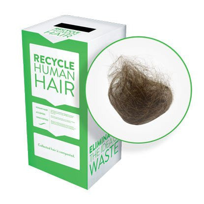 Hair - Recyclaholics Zero Waste Box™