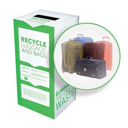 Luggage and Travel Bags - Recyclaholics Zero Waste Box™