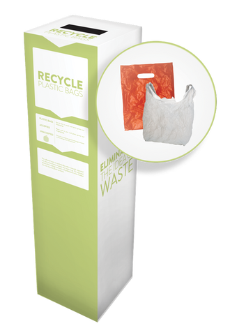 Plastic Grocery and Shopping Bags - Recyclaholics Zero Waste Box™