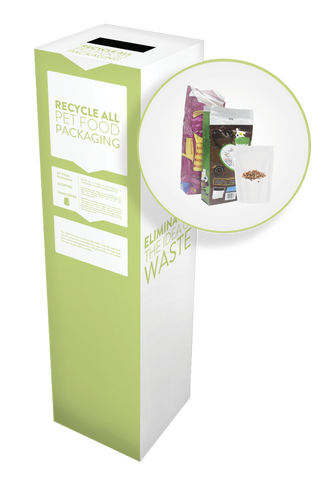 Pet Food Packaging - Recyclaholics Zero Waste Box™
