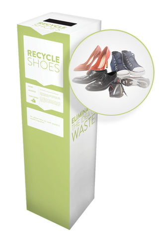 Shoes and Footwear - Recyclaholics Zero Waste Box™