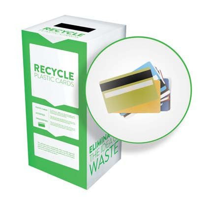 Plastic Cards - Recyclaholics Zero Waste Box™