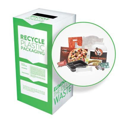 Plastic Packaging - Recyclaholics Zero Waste Box™