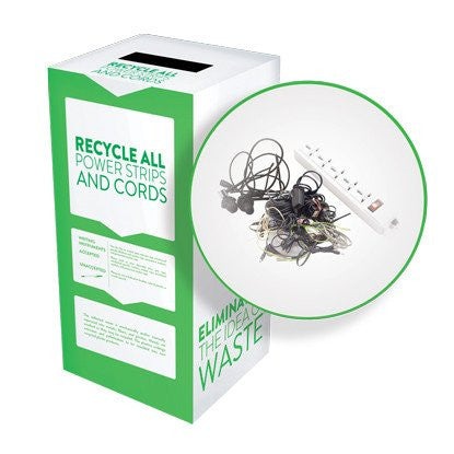 Power Strips and Cords - Recyclaholics Zero Waste Box™
