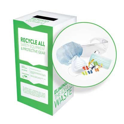 Safety Equipment and Protective Gear - Recyclaholics Zero Waste Box™