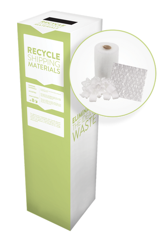 Shipping Materials - Recyclaholics Zero Waste Box™