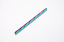 Rainbow Milk Tea Straw