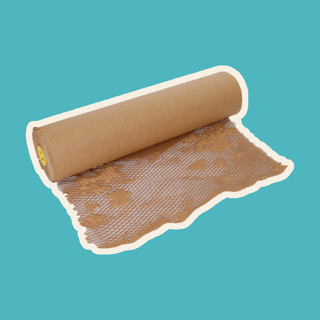 Seaweed - Protective Honeycomb Kraft Wrapper