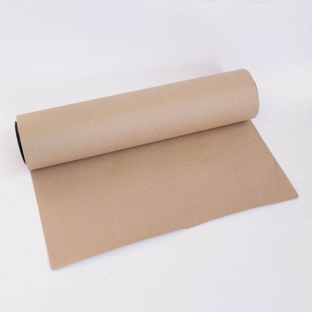 Sand Plain Kraft Wrapper