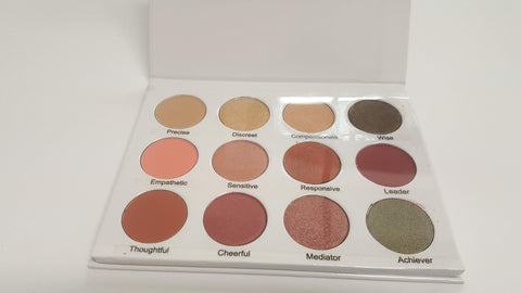 Thee Firstlady Vol II (12 Color Eyeshadow Palette)