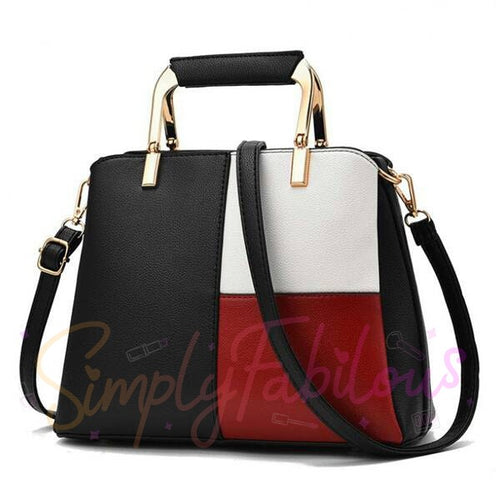 Nerlyne's SF 3-Tone Mini Handbag