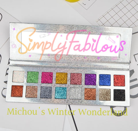 Michou's Winter Wonderland Collection